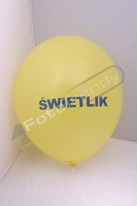 Balony z helem na otwarcie sklepu